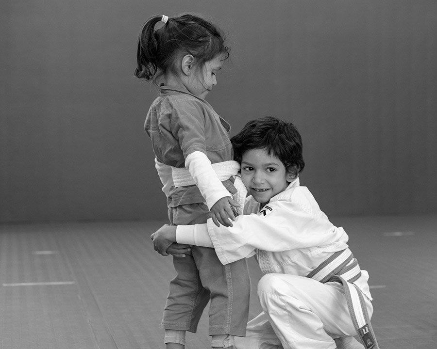 somos jiu jitsu bjj niños madrid
